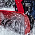 Snow Blowers + Snow Throwers