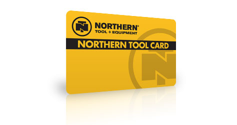 Consumer Northern Tool Card