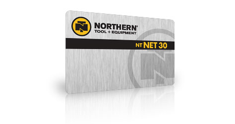 Commercial Net 30 Card