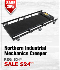 Northern Industrial Mechanics Creeper
