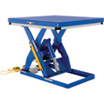 Vestil  Hydraulic Lift Table — 3,000 lb. Capacity, 48in. x 48in., Model# EHLT-4848-3-43 The price is $2,549.99.