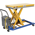Vestil DC-Powered Scissor Cart — 1,500-Lb. Capacity, Model# CART-24-15-DC The price is $1,749.99.