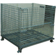 Atlas Collapsible Wire Mesh Senior Basket — 4000-Lb. Capacity