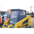 Skid Steer Enclosure — New Holland 685 and 885 The price is $279.99.