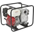 NorthStar Self-Priming Cast Iron Full Trash Water Pump — 3in. Ports, 21,000 GPH, 1 1/4in. Solids Capacity, 240cc Honda GX240 Engine The price is $1,399.99.