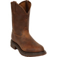 Rocky Men's 10in. Western Original Ride Roper Boot - Brown, Size 10 1/2, Model# 1108 The price is $119.99.
