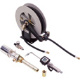 Liquidynamics Oil Lubrication System — 50ft. Pump Reel Kit, 4 GPM, Model# 21100T-S50 The price is $1,099.99.