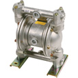 Liquidynamics Double Diaphragm Oil Pump — 3/4in. NPT, 27 GPM, Model# 20015-Y