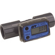 FREE SHIPPING — GPI Electronic Water Meter — 1in., 5-50 GPM, Model# TM100-N The price is $404.00.