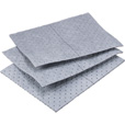Oil Dri Perforated Oil Absorbent Pads — 100-Pk.