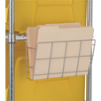 Quantum Wire Shelving Accessories — Document Holder, Model DH8 The price is $14.99.