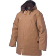 Tough Duck Men's Hydro Parka with Hood - 2XL, Brown The price is $109.99.