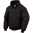 Tough Duck Men's Hooded Bomber - XL, Black The price is $99.99.