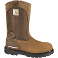 Carhartt Men's Waterproof Steel Toe Wellington Boot - Brown, Size 10 1/2, Model# CMP1200 The price is $159.99.