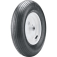 Please see replacement item# 50815. Marathon Tires Wheelbarrow Assembly, 5/8in. Bore — 15.5 x 4.80/4.00-8in.