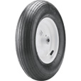 Please see replacement item# 50808. Replacement Tire for Wheelbarrow Assemblies — 13.5 x 4.00-6