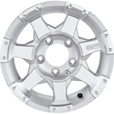 Martin Wheel 13in. Aluminum Spoked Trailer Tire Wheel — Rim Only, 5-Hole, Model# R-135-AC7SHC The price is $149.99.