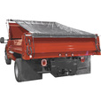 Buyers Products Dump Tarp Roller Kit — 8ft. x 22ft. Mesh Tarp, Model# DTR8022 The price is $279.99.