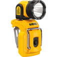 FREE SHIPPING — DEWALT Cordless LED Worklight — 12 Volt, 130 Lumens, Model# Model DCL510 The price is $39.99.