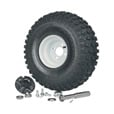 ATV Tire, Wheel, Hub and Axle Kit — 22 x 11 x 8in. The price is $164.99.