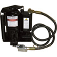 Ame International Titan 20-Ton Air/Hydraulic Bottle Jack — Model# 14460 The price is $219.99.
