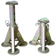 Ame International 5-Ton Jack Stands — Pair, Model# 14720 The price is $209.99.
