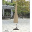 Classic Accessories Terrazzo Patio Umbrella Cover — Sand, 11ft. Dia., Model# 58902 The price is $10.99.