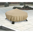Classic Accessories Terrazzo Fire Pit Cover — Round, Sand, 44in. Dia., Model# 58992 The price is $14.99.