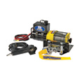 Superwinch 12 Volt DC Powered Electric Utility Winch — 3000-Lb. Capacity, Wire Rope, Model# 1331200 The price is $119.99.