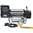 Superwinch 12 Volt DC Powered Electric Truck Winch — 10,000-Lb. Capacity, Wire Rope, Model# 1510200 The price is $399.99.