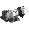 FREE SHIPPING — JET Industrial Bench Grinder — 6in., Model# JBG-6A The price is $179.00.