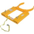 Vestil Fork-Mounted Drum Gripper — 1,500Lb. Capacity, Model# DGS-55-D The price is $264.99.