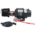 WARN 12 Volt DC Powered Electric Utility Winch — 4700-Lb. Capacity, Galvanized Steel Wire, Model# Warn 4700 DC The price is $549.99.