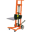 Wesco Hydraulic Platform Lift — 750-Lb. Capacity, Model# 260009 The price is $899.99.