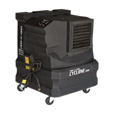 Portacool Cyclone 2,000 Evaporative Cooler — 2,000 CFM, 10-Gallon Capacity, Black, Model# PACCYC02 The price is $599.00.