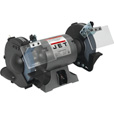 FREE SHIPPING — JET Industrial Bench Grinder — 1 HP, 3450 RPM, Model# JBG-8A The price is $249.00.