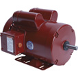 Leeson Farm-Duty Electric Motor — 1.5 HP, 1725 RPM, 115/208–230 Volts, Single Phase, Model# 110089.00 The price is $319.99.