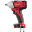 FREE SHIPPING — Milwaukee M18 Cordless Impact Wrench — Tool Only, 18 Volt, 3/8in., Model# 2651-20