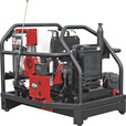 FREE SHIPPING — NorthStar ProShot Hot Water Commercial Pressure Washer Skid — 4000 PSI, 5.5 GPM, Kubota Diesel Engine The price is $19,999.99.