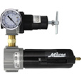 Milton Air Filter Regulator with Metal Bowl — 1/2in. NPT Inlet, Model# 1108 The price is $129.99.