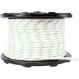 Portable Winch Rope — 492ft.L x 1/2in. Dia., 8100 lbs. Tensile Strength, Model# PCA-1214M The price is $379.99.