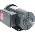 Leeson Farm Duty AC Electric Motor — 2 HP, 1800 RPM, 230 Volts, Single Phase, Model# 117867.00