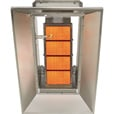 SunStar Heating Products Infrared Ceramic Heater — LP, 32,000 BTU, Model# SG3-L5B The price is $339.99.