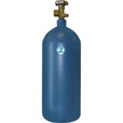 Thoroughbred Welding Gas To Go — Oxygen Welding Gas Cylinder, Size 2, 40 Cu. Ft., Empty, Model#  OXY2-B The price is $219.99.