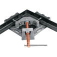 Strong Hand Tools 2-Axis Welders Angle Clamp — Quick Acting Screw, 3 3/4in. Capacity, Model# WAC35D The price is $119.99.