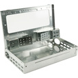 Kness Pro-Ketch Multiple Catch Mousetrap with Clear-View Lid, Model# 104-0-004 The price is $17.99.
