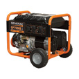 FREE SHIPPING — Generac GP7500E Portable Generator — 9375 Surge Watts, 7500 Rated Watts, Electric Start, Model# 5943