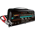 Schumacher Handheld Battery Charger with Engine Start — 12 Volt, 2/12/75 Amp, Automatic, Model# SE-1275A