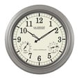 LaCrosse Technology Atomic Wall Clock — 18in., Analog, Model# WT-3181PL The price is $69.99.