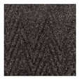 NoTrax Chevron Floor Matting — 4ft. x 6ft., Charcoal, Model# 105S0046CH The price is $99.99.
